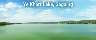 Ye Khar Lake in Sagaing Townships